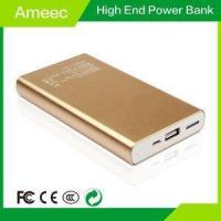 Buy cheap Golden Power Banks 12000mAh Polymer Battery Charger with LED Display AMEEC AMJ-K614 Products from wholesalers