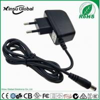 Buy cheap 4S 4.8V NiMH Battery Pack Charger 6V 700mA with UL CUL PSE CE GS SAA product