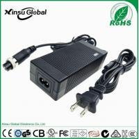Buy cheap UL CUL PSE CE GS SAA Approved 29.6V CC/CV Li Ion Battery Charger 2A from wholesalers