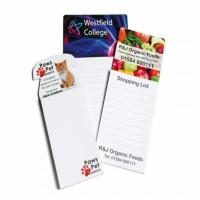 China Magnetic Refrigerator Notepads Customized Memo Pad Paper Notebook on sale