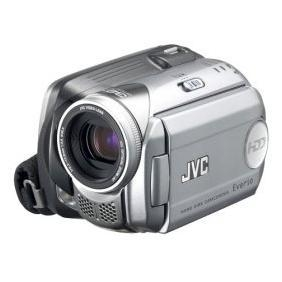 Quality JVC Everio GZMG21 20GB HDD Digital Media Camcorder with 32x Opti for sale