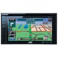 Buy cheap JVC KW-NT1 Double-DIN Navigation with 6.4-Inch Widescreen Detach product