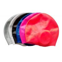 China Adult's Ear Protection Swimming Cap wholesale