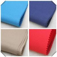 Buy cheap Cotton Dyed Textile Woven Workwear Fabric from wholesalers