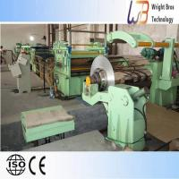 Buy cheap Thin or Middle Thick or Thick Sheet Slitting Line product