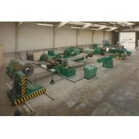 Buy cheap Slitting Lines Coil Processing product