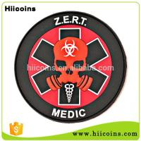 Buy cheap Best Selling Items Wholesale Cheap 3D Soft Team Rubber Patch product