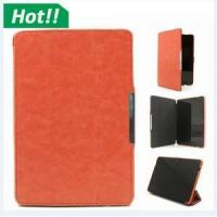 Buy cheap PU Leather 3 Folding Smart Case Cover for Amazon Kindle Fire HDX 7 from wholesalers