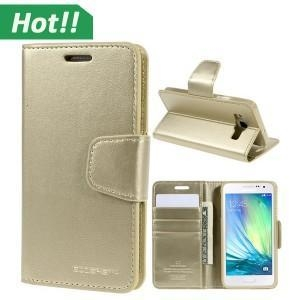 China Slim Flip Leather Wallet Case,mobile phone case card holder wallet for Samsung galaxy A3 A5 A7