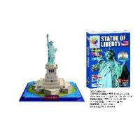 Buy cheap Learn puzzle(STATUE OF LIBERTY) from wholesalers