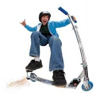 Buy cheap Scooters Razor Spark Scooter (Blue) product