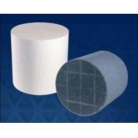 China Car Diesel Particulate Filter , Honeycomb Ceramic Substrates , ceramic support on sale