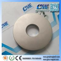 Buy cheap Big Ring Magnet Neodymium Ring Magnets Manufacturer Donut Shaped Magnets from wholesalers