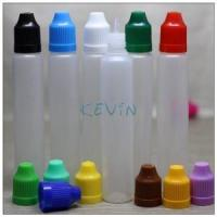 China Hot sale 30ml soft PE pen shape PE bottle with child proof cap and long thin dropper tip on sale