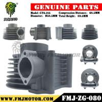 Buy cheap High Proformance Scooter GY6 185CC CYLINDER Kits 58.5MM Diameter Modified CYLINDER Taiwan Quality product