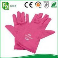 China Cheap Price Pink Protection Cleaning Microfiber Jewelry Gloves