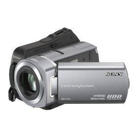 Quality Sony DCR-SR65 1MP 40GB Hard Drive Handycam Camcorder for sale