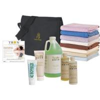 Buy cheap Bottles & Accessories Complete Your Massage Table Kit product