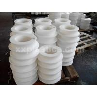 Buy cheap uhmwpe hard wearing engineering plastic roller/ conveyor pulley product