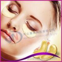 Buy cheap 100% Golden Crystal Collagen Eye pad / eye patch product