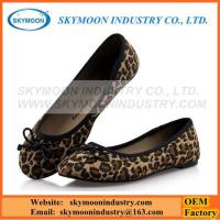 Buy cheap Hot Sale Leopard Printing Women Shoes product
