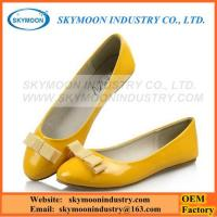 Buy cheap Candy Color Leather Women Shoes With Bowknot Candy Color Leather Women Shoes With Bowknot product