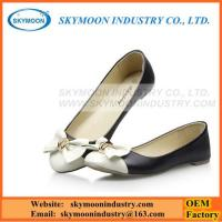 Buy cheap Factory Mordern Lady Shoes With colors combination product