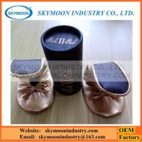 Buy cheap Factory Rollable Soft Ballet Shoes For Wedding Party Gifts from wholesalers