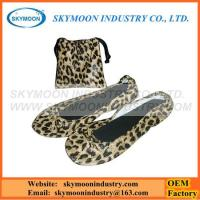Buy cheap Women Foldable Shoes For Spa Wedding and After-party from wholesalers