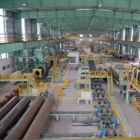 Buy cheap 3 Layer PE Steel Pipe Anti-Corrosion Coating Processing Production Line product