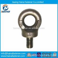 Buy cheap BS4278 Galvanized Collared Eye Bolts product