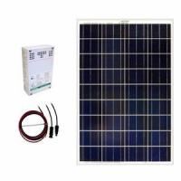 Buy cheap Grape Solar 100-Watt Off-Grid Solar Kit for Homes, Cabins, Sheds, Rvs and Boats product