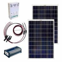 Buy cheap Grape Solar 200-Watt Off-Grid Solar Kit for Homes, Cabins, Boats and RVs product