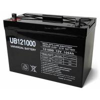 Buy cheap 12 Volt 100 Amp Hour Sealed Lead Acid Battery by UPG from wholesalers