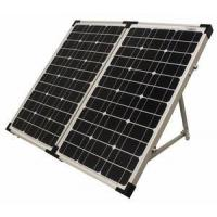 Buy cheap UPG 80 Watt Solar Panel with Stand product