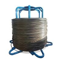 Buy cheap Cold-drawn Alloy Spring Steel Wire 65mn 60SI2MNA 55CRSI SAE9254V 50CRVA product