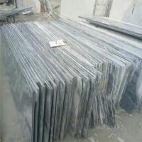 Buy cheap Interior Decoration Arabescato Grey Marble Marble Stair Treads Railing and Risers from wholesalers