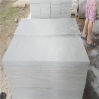 High Quality 100% Natural Gray White Sandstone Paver Tiles