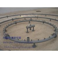 Buy cheap High nozzle Marine paint spraying ga Flange product