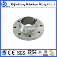 China ASTM A105 Carbon steel 300# welded neck Forged flange on sale