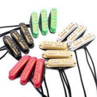 Buy cheap 1set 48,50,52 Green Pickup Guitar Single Coil Pickup Set product
