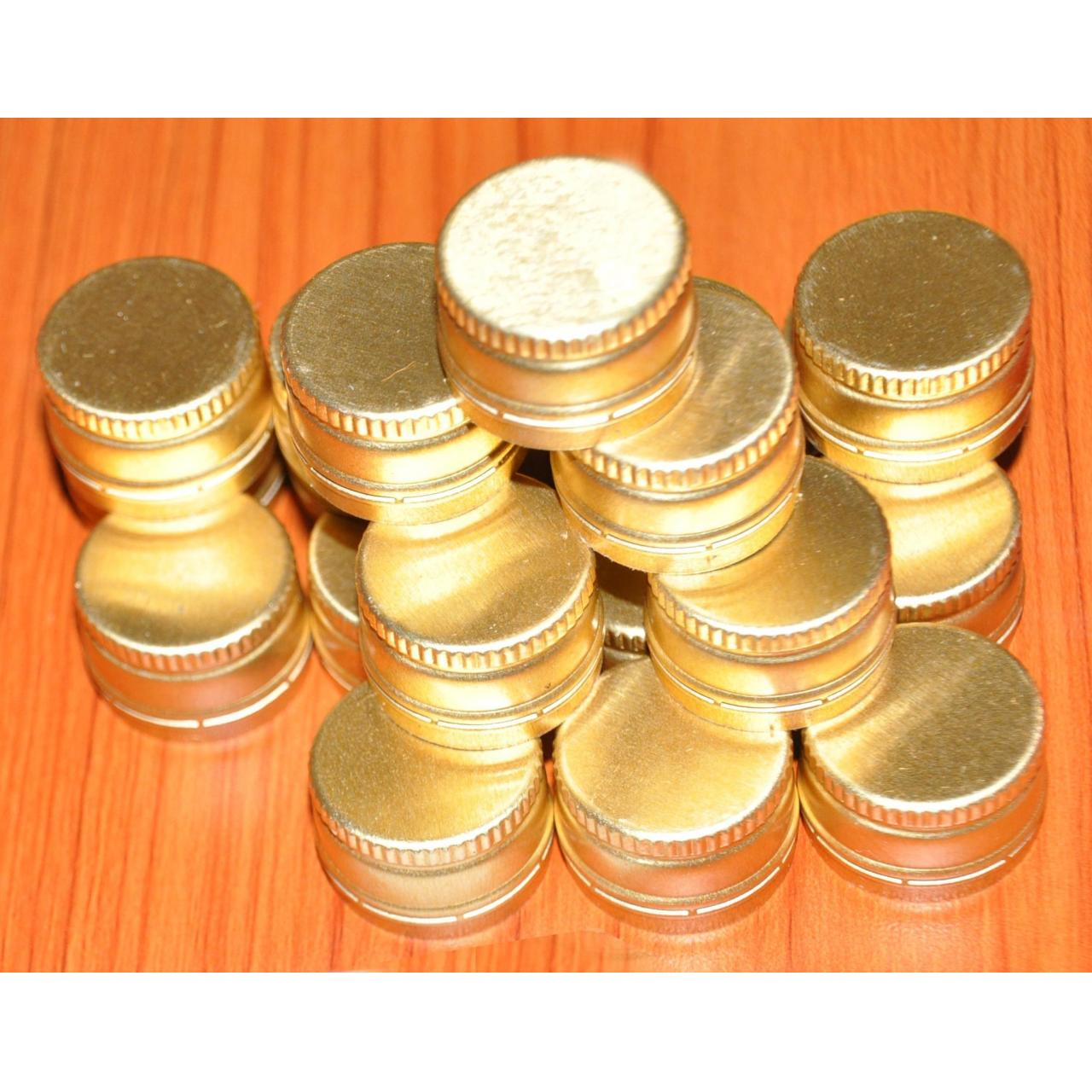 China ROLL-ON PILFER PROOF CAPS (ROPP) on sale