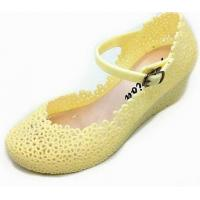 Buy cheap Jelly shoes high heel fashion ladies jelly sandal from wholesalers