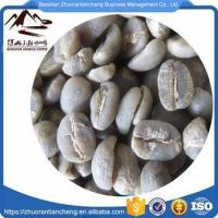 China Common Cultivation Type and Variety Green Arabica coffee beans Price on sale