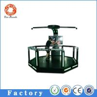 Buy cheap hot saling stand Virtual Reality 9D Cinema Simulator equipment 9d cinema game ma from wholesalers