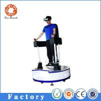 Buy cheap newest design stand 360 Degree Interactive Virtual Reality 9D Cinema Simulator e from wholesalers