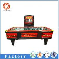 Buy cheap high quality table amusement air hockey game machine from wholesalers