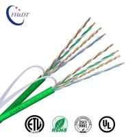 Buy cheap Cabling System CAT6A FTP LSZH product