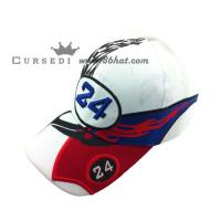 Buy cheap cotton fitted hat, run baseball hat product