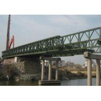 Buy cheap Double Lane Mabey Compact 200 Bridge Anti - Rust With Interchangeable Steel Components product